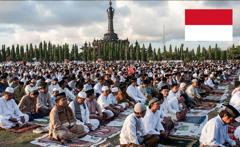 Eid around the world. Pictures of Muslims celebrating Eid ...