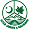 Planning and Development Department Azad Kashmir